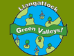 Llangattock Green Valleys logo